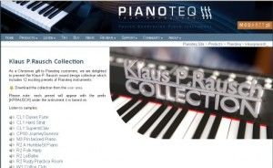kpr Pianoteq collection midsize